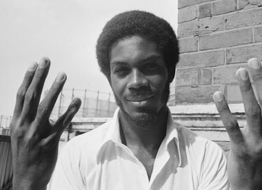Making a great - Michael Holding