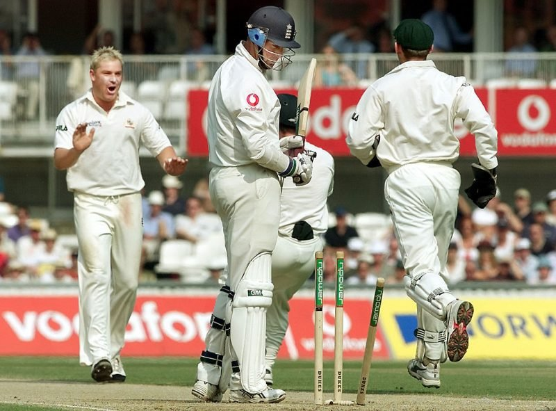 """""""Shane Warne as the best bowler I faced – certainly the best spinner"""""""