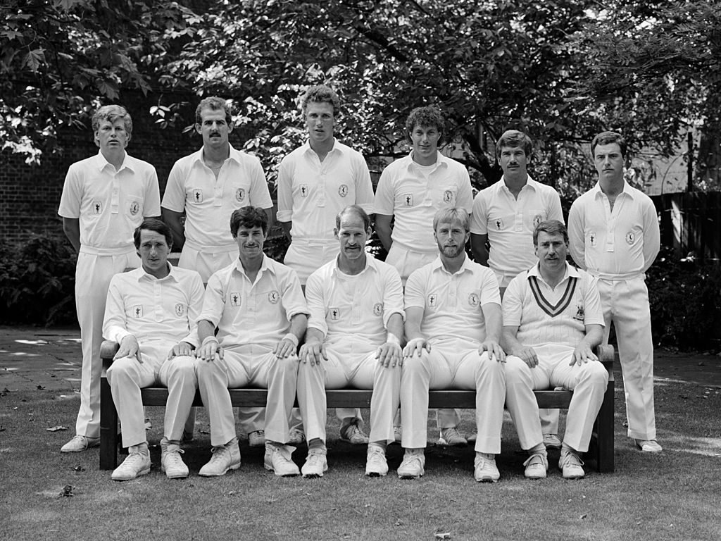 Hadlee was team-mates with Broad's father Chris at Nottinghamshire