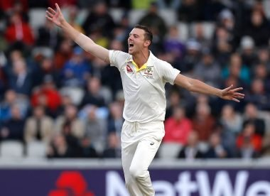 'Reaping benefits' of hard work – Hazlewood reflects on injury comeback