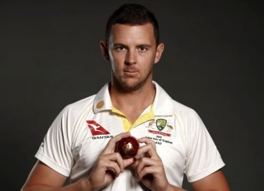 Uncertainty over Roy's spot a moral victory for Australia, says Hazlewood