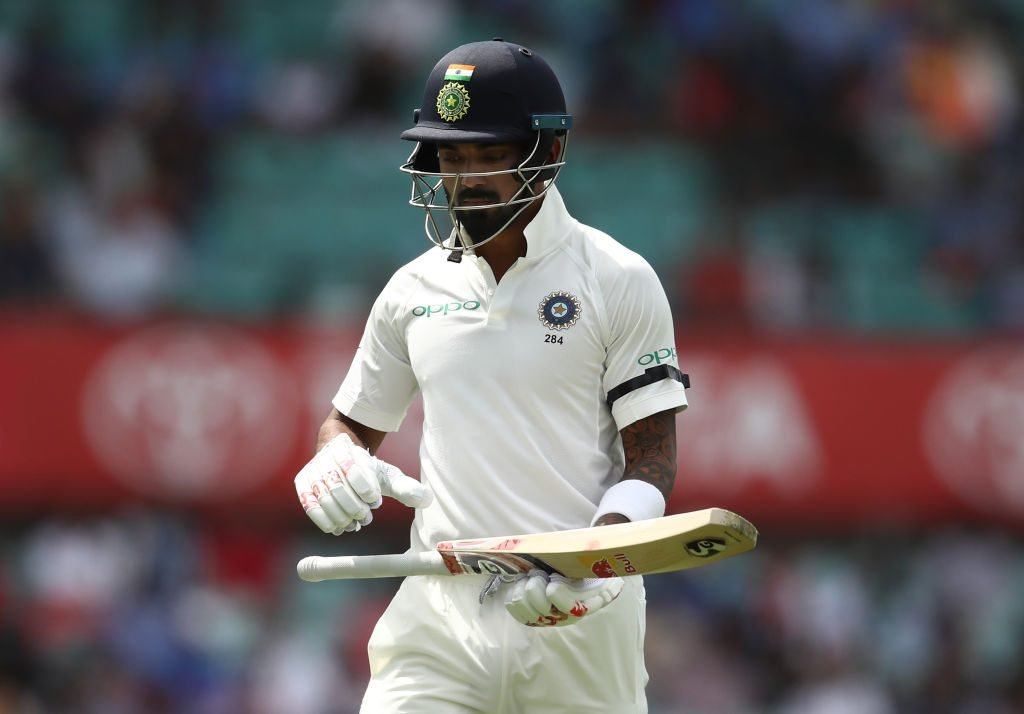 Rahul has shown in patches, but his form has fallen off