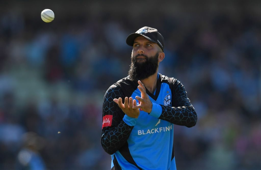Ali struggled with England, but impressed at the Blast