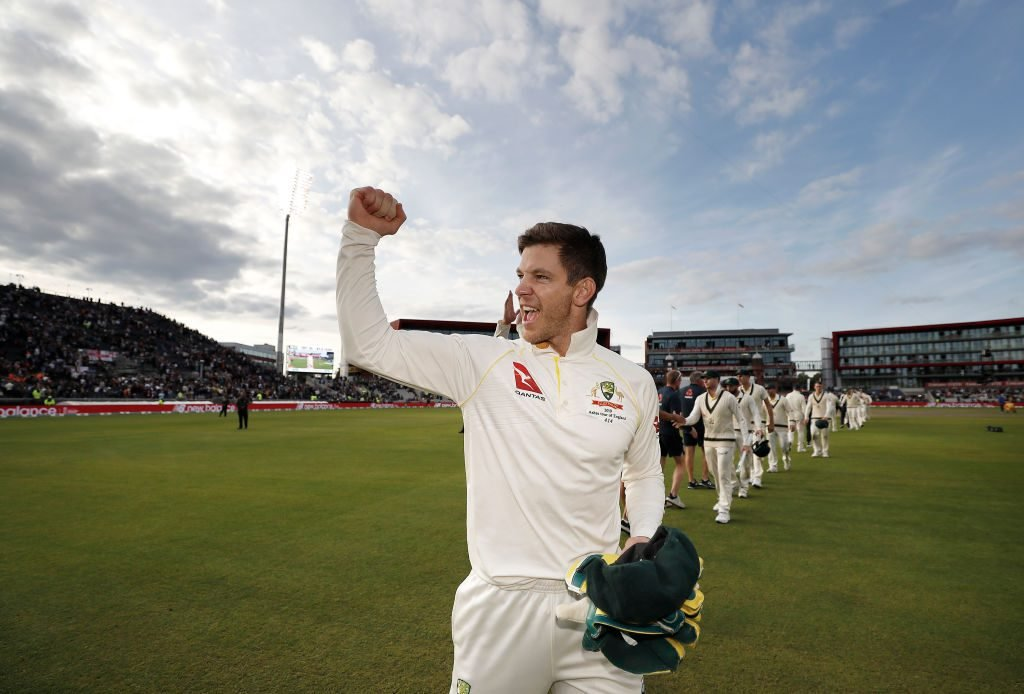 """Paine: """"My dream was to come here and win the Ashes"""""""
