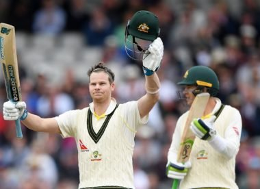 'The scary thing is he's getting better' – Tim Paine lauds Steve Smith