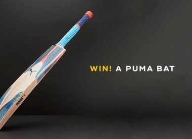 WIN! Puma evoPOWER 3.17 cricket bat!