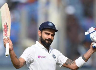 Virat Kohli hits record-breaking 254*