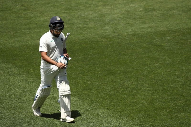 Rohit Sharma has struggled to find his mojo in away Tests