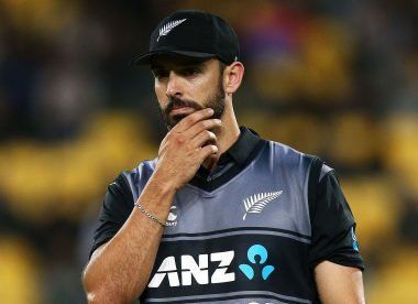 Who is New Zealand's Daryl Mitchell?