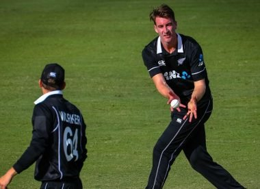 Who is New Zealand's Blair Tickner?
