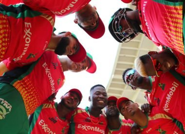 How Guyana's imperious winning streak was snapped on the cusp of glory