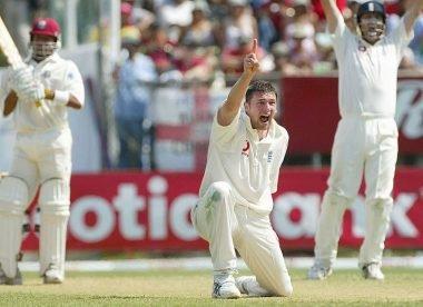 Steve Harmison: 'England's keenest weapon in a generation' – Almanack