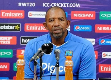 Phil Simmons, Desmond Haynes shortlisted for West Indies head coach role