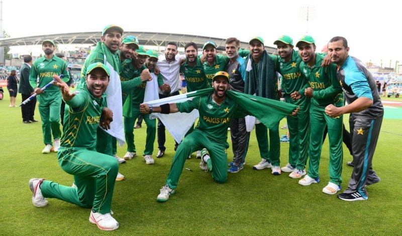 Sarfaraz Ahmed led Pakistan to 2017 Champions Trophy glory