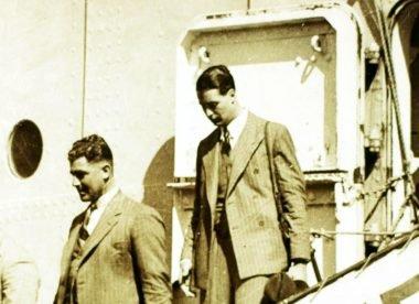 Ken Farnes: A wartime tragedy