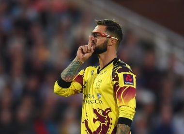 Trego to Yorkshire rumours quashed after The Hundred draft mistake