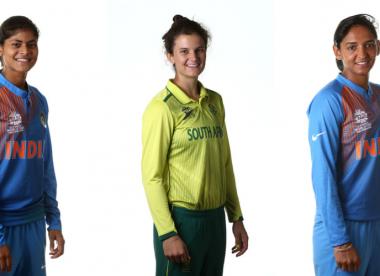 India Women v South Africa Women: Combined XI