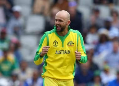 Nathan Lyon targeting spot in Australia's T20 World Cup side