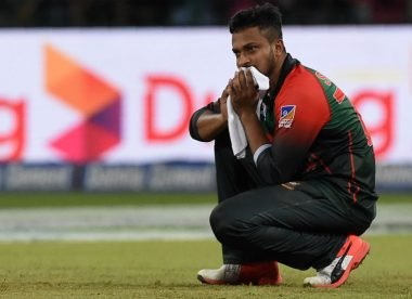 'Two years isn't enough' - Vaughan & others react to Shakib ban