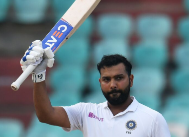 'I've protected myself with a shield around me, nothing comes inside that' – Rohit Sharma