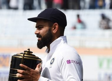 'Whoever gets a chance is performing' – Kohli delighted after South Africa sweep