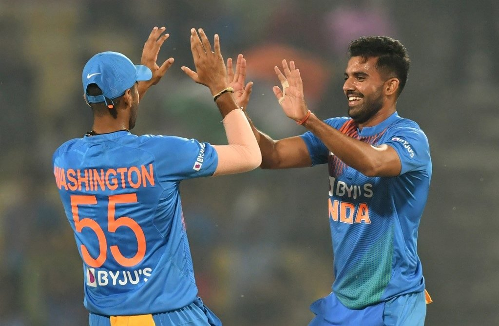 Deepak Chahar is switching gears ahead of the T20 World Cup
