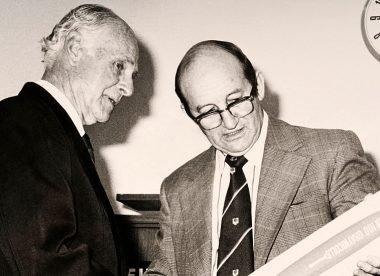 Dudley Nourse: A resolute batsman and a courteous captain – Almanack