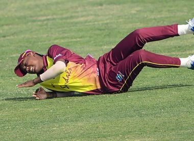 Chinelle Henry sustains concussion saving two in one-run West Indies win