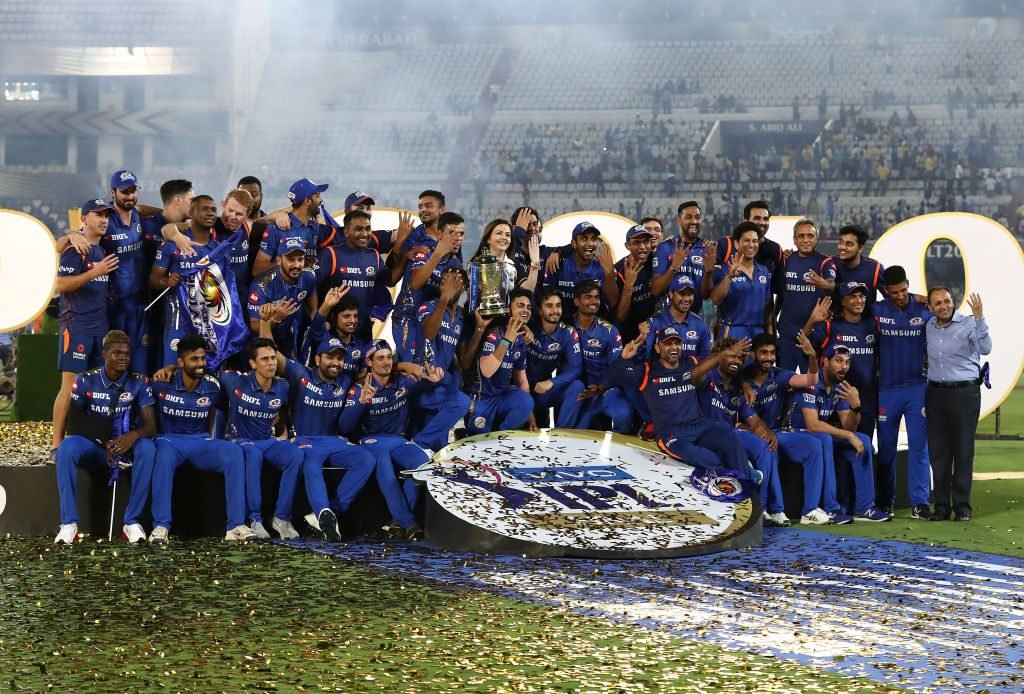 With four IPL titles, Mumbai Indians are the tournament's most successful side