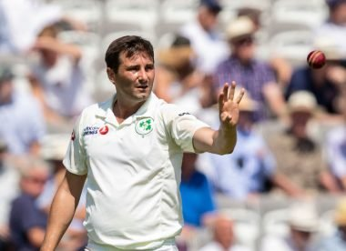 Tim Murtagh commits to Middlesex & county cricket, retires from Ireland duty