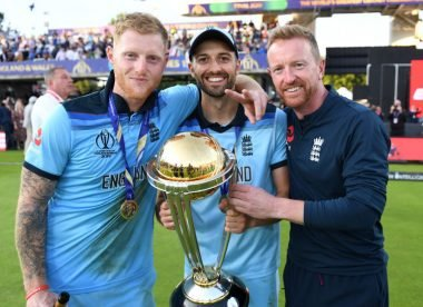 Mark Wood: I watched 20-30 overs of the World Cup Final on a washing machine