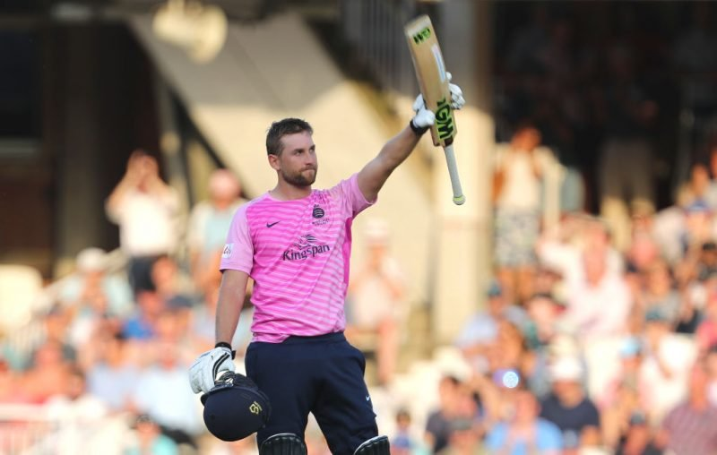 Malan was named Middlesex Player of the Year in 2019