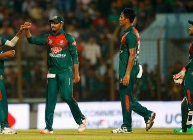 The big six: Bangladesh stun India despite their stars' absence