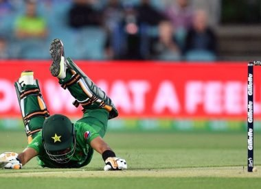 Pakistan's T20I implosion: How the world's No.1 side lost their way