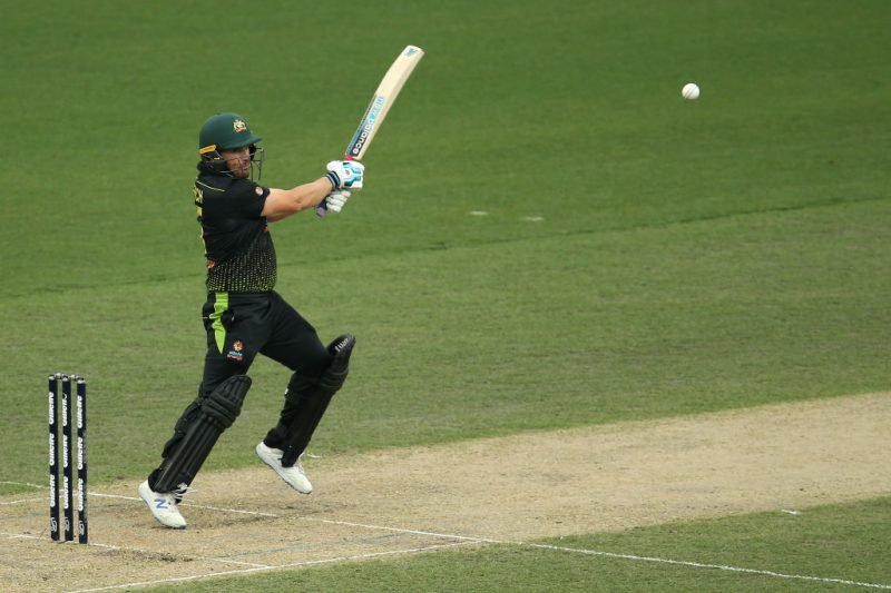 Finch smashed two sixes and as many fours in a 26-run over off Mohammad Irfan in the innings' third over