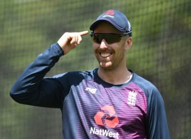 Jack Leach admitted to hospital with gastroenteritis