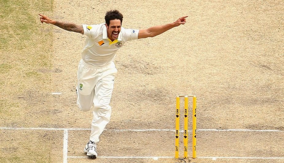 Mitchell Johnson The Accidental Cricketer Who Did It His Way Wisden