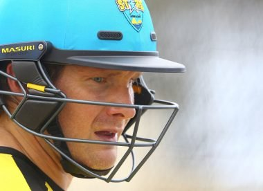 Shane Watson hits 77 per cent of team runs in T10 game