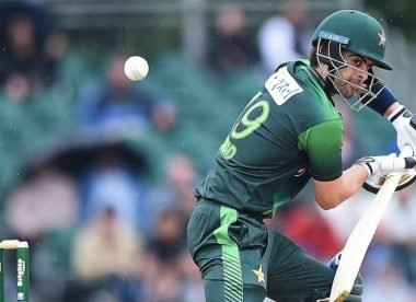 Ahmed Shehzad fined after ball-tampering offence