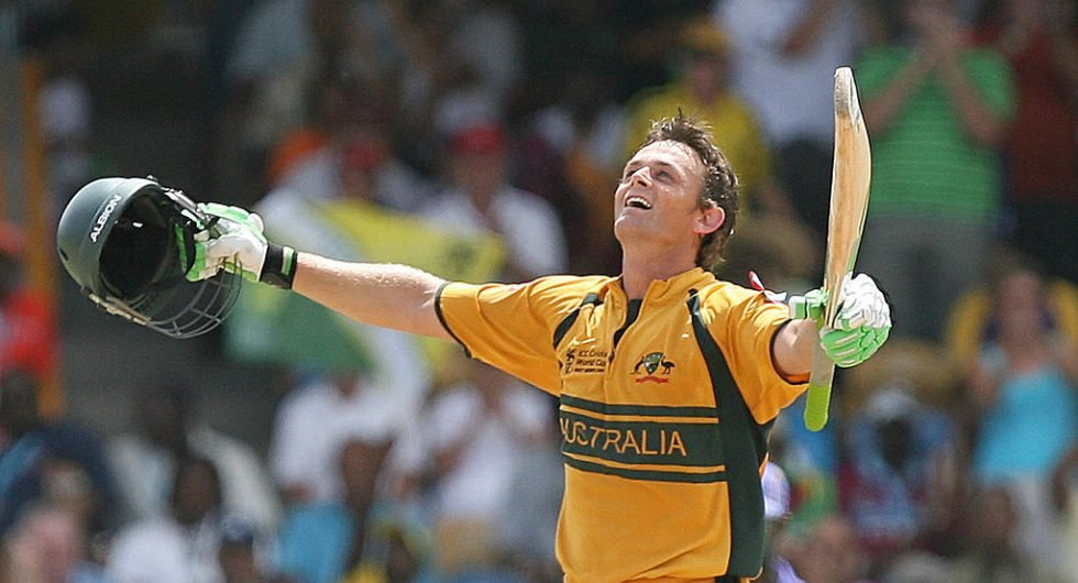 Adam Gilchrist Had The Lot, And Was Able To Show Us It All' | Wisden