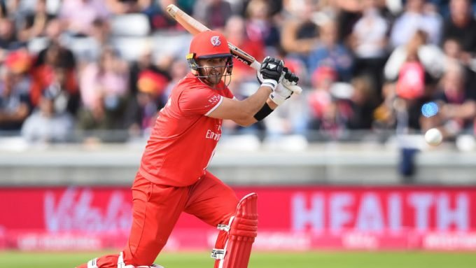 Liam Livingstone signed by Perth Scorchers for BBL 2019/20