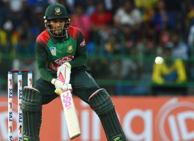 Mushfiqur Rahim credits 'nothing to lose' mentality after maiden T20I win over India