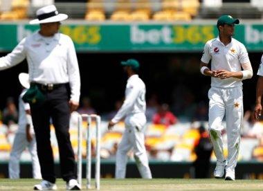 Umpires under spotlight after missed no-balls in Australia-Pakistan clash