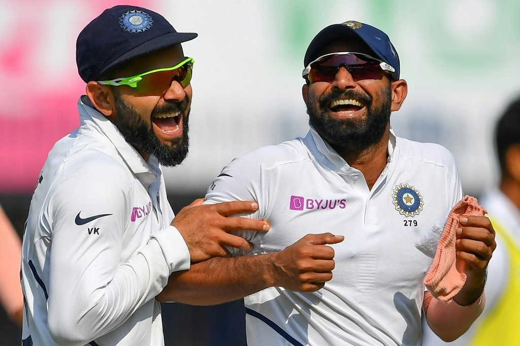 Mohammed Shami is now the go-to bowler for India in Tests