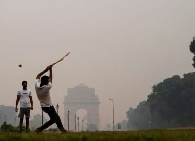 'Too late to do anything now' – Ganguly rules out rescheduling India-Bangladesh T20I from smog-hit Delhi