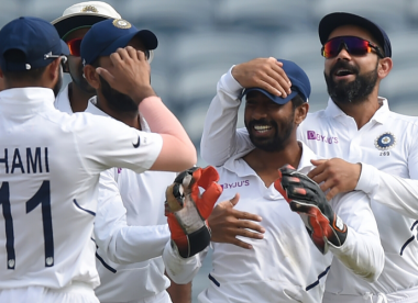 Wriddhiman Saha is India's No.1 wicketkeeper, and there's no room for argument
