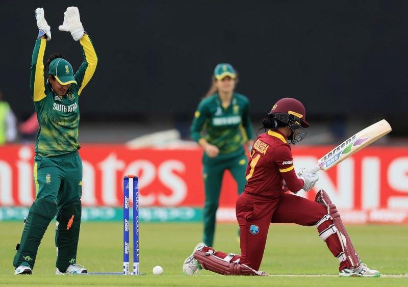 Stafanie Taylor apart, West Indies struggled