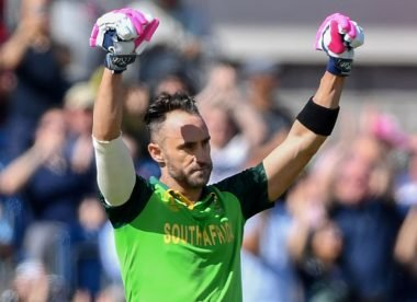 Faf du Plessis' career could extend beyond T20 World Cup