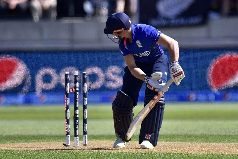 Tim Southee had the England batsmen doing this a fair bit