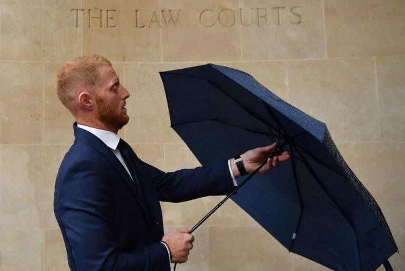 Ben Stokes was found not guilty of affray at Bristol Crown Court for his involvement in the 2017 Bristol nightclub incident